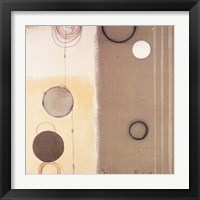 Variegate II Framed Print
