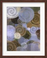 Framed Spirals I