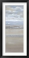 Framed Ocean Calm I
