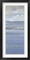 Framed Ocean Calm II