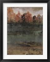 Autumn Love II Framed Print