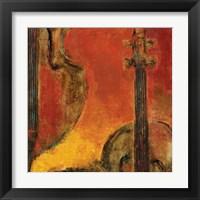 Framed Brass & Strings V