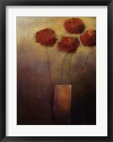 Flowers For Me Framed Print