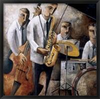 Framed Jazz En Vivo
