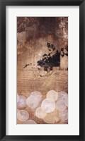 Pearl Essence II Framed Print