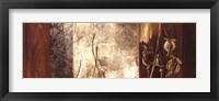 Coppers Edge II Framed Print