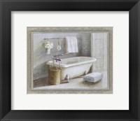 Framed Refreshing Bath II