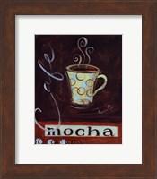 Framed Coffee cafe II