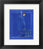 Framed Crazy 'Bout Blue