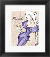 Framed Panache
