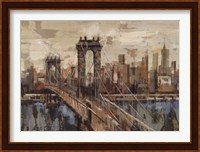 Framed New York View