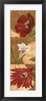 Framed Floral Breeze II
