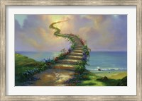 Framed Stairway to Heaven