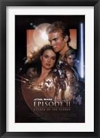 Framed Star Wars - Episode II