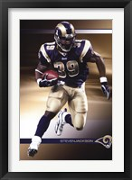 Framed Rams - S Jackson