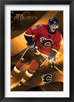 Framed Flames - D Phaneuf