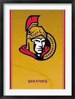 Framed Senators - Army - Logo 07