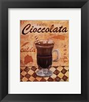 Framed Ricco Cioccolata
