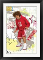 Framed High School Musical 2 - Bet On It