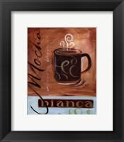 Framed Coffee Cafe IV