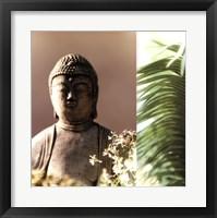 Framed Buddha Breeze II
