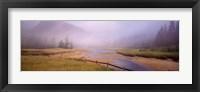 Framed Tidal Mist