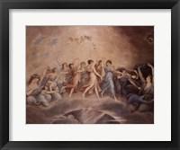 Framed Dance of the Fairies