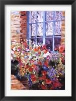 Framed Cottswold Cottage