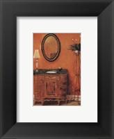 Coventry Bath II Framed Print