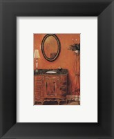 Framed Coventry Bath II