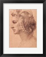 Framed Female Study