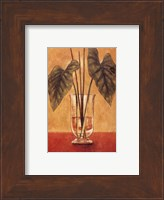 Framed Key Largo Tropicals I
