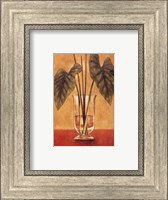Framed Key Largo Tropicals I