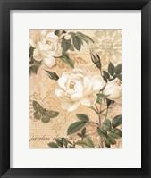 Framed Gardeners Gift I