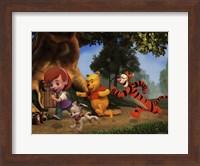 Framed My Friends Tigger & Pooh