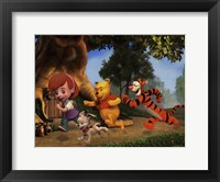 Framed My Friends Tigger & Pooh