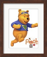 Framed My Friends Tigger & Pooh: Pooh