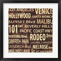 Framed L.A.