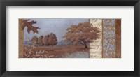Fall Serenity Framed Print