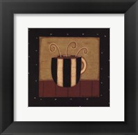 Framed Coffee Mug I