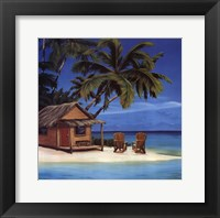 Rent To Own Framed Print