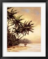 Tropic II Framed Print