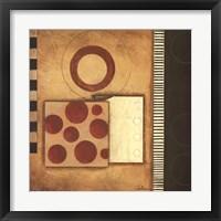 Mosaic II Framed Print
