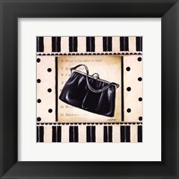 Shopping II - mini Framed Print