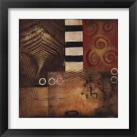 Framed Industrial Nature I