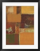 Framed Sunny Mindset II