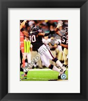 Framed Mario Williams 2008 Action