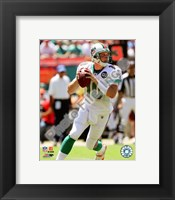 Framed Chad Pennington 2008 Action