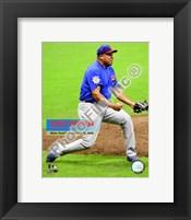 Framed Carlos Zambrano - No Hitter / Overlay