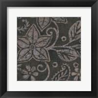 Framed Island Batik I